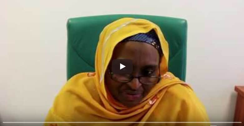 NASSNEWNG Interview with Hon. Aishatu Dukku from Gombe State